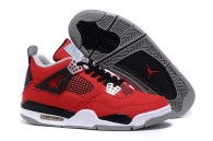 Air Jordan 4 Canvas Shoes 002