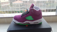 Air Jordan 5 women shoes AAA 021