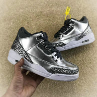 Authentic Air Jordan 3 Chrome