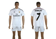 Real Madrid Soccer Club Jersey 204