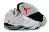 Air Jordan 5 women shoes AAA 017