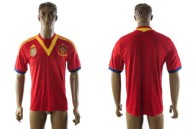 13 14 Spain Thai  Jerseys(3)