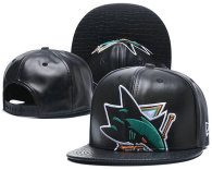 NHL San Jose Sharks Snapback Hat (28)