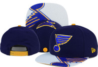 St Louis Blues Snapback Hat 002