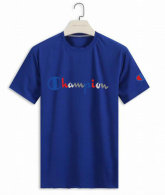 Champion short round collar T-shirt S-XXXXL  (6)