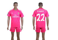 Real Madrid Soccer Club Jersey 035