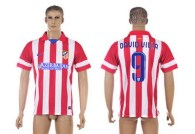 13 14 Atletico Madrid Thai jersey(1)