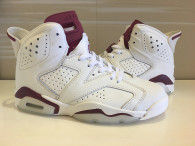 Air Jordan 6 women shoes AAA 028