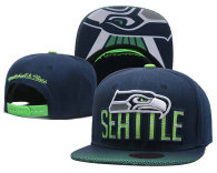 NFL Seattle Seahawks Snapback Hat (256)