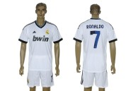 Real Madrid Soccer Club Jersey 052