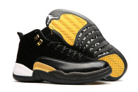 Air Jordan 12 Women Shoes AAA 008