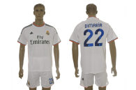 Real Madrid Soccer Club Jersey 095