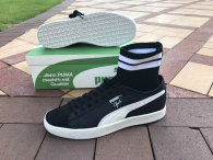 Authentic PUMA Clyde Sock NYC Pack Black