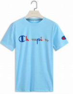 Champion short round collar T-shirt S-XXXXL  (5)