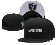 NFL Oakland Raiders Snapback Hat (444)