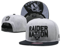NFL Oakland Raiders Snapback Hat (439)