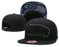 NFL Seattle Seahawks Snapback Hat (259)