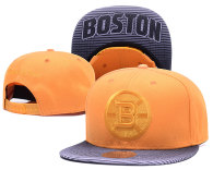 NHL Boston Bruins Snapback Hat (14)