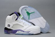Air Jordan 5 women shoes AAA 003
