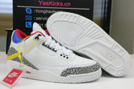 "Authentic Air Jordan 3 ""SEOUL"""