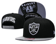 NFL Oakland Raiders Snapback Hat (447)