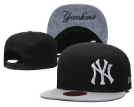 MLB New York Yankees Snapback Hat (512)