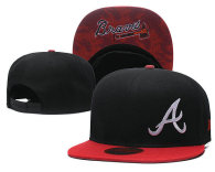 MLB Atlanta Braves Snapback Hat (76)