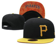 MLB Pittsburgh Pirates Snapback Hat (52)
