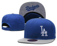 MLB Los Angeles Dodgers Snapback Hat (237)
