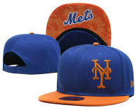 MLB New York Mets Snapback Hat (24)
