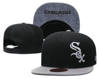 MLB Chicago White Sox Snapback Hat (125)