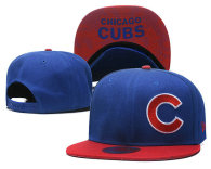 MLB Chicago Cubs Snapback Hat (19)