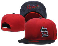 MLB St Louis Cardinals Snapback Hat (53)