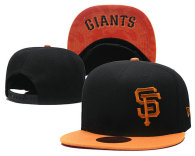 MLB San Francisco Giants Snapback Hat (110)
