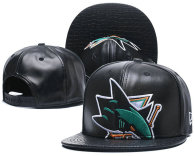 San Jose Sharks Snapback Hats (55)