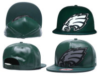 NFL Philadelphia Eagles Snapback Hat (181)