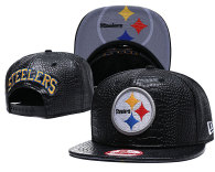 NFL Pittsburgh Steelers Snapback Hat (212)