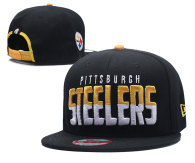 NFL Pittsburgh Steelers Snapback Hat (210)