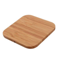 Fast Bluetooth Charger Quick Bluetooth Pad 5V/9V Wood for Qi Enabled Devices for Phone 8/ 8P/ X