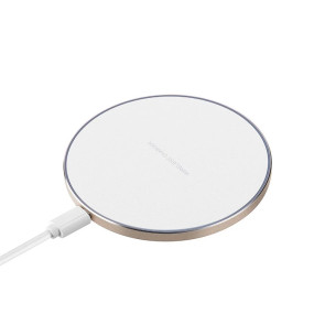 Amazon Top Seller 2018 10W for Qi Enabled Devices Fast Qi bluetooth Charger Charging Pad