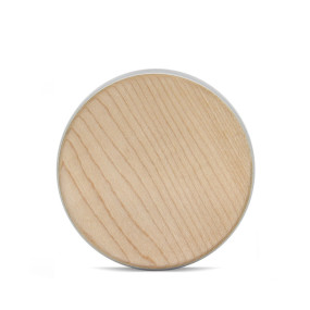 Wood Handcraft Wooden Qi Fast bluetooth Charger Charging Pad Wood Plate Chargers