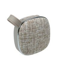 Factory Direct Sale High Quality Cloth Fabric Wireless Speaker