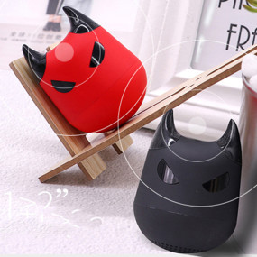 Silicone Mini Portable Lovely Animal Wireless Speakers
