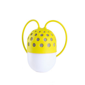 LED Light Firefly Lantern Colorful Lamp Portable Mini Stereo Wireless Speaker