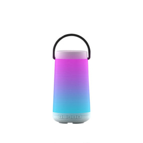 New Flame Lamp Led Light Wireless Speaker Multi-functional Torch Colorful Atmosphere Lamp Audio Candlelight Speaker