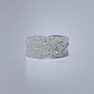 Filigree Ring- Sky Collection - Stars