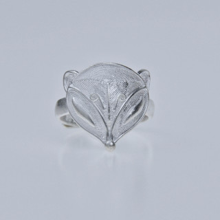 Filigree Ring - Forest Collection - Fox