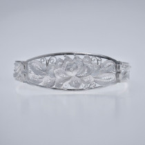 Filigree Bracelet - Forest Collection - Lily