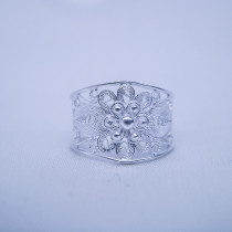 Filigree Ring - Forest Collection - Sun Flower
