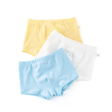 3 Pack Pure Color Toddler Boys Boxer Briefs Comfortable Soft Cotton Underwear
